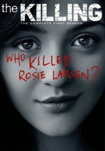 The Killing on AMC is based on a Danish TV drama
