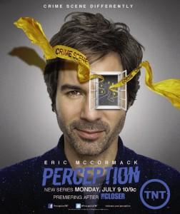 Eric McCormack's big return in 'Perception' on TNT