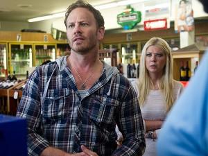 "Beverly Hills 90210 vet Ian Ziering stars in ""Sharknado."""