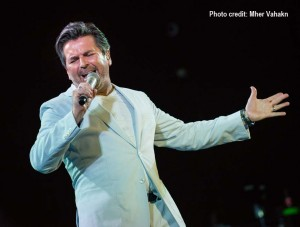 German born singer of Modern Talking, Thomas Anders brings his international list of hits to Los Angeles