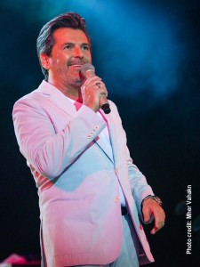 Trivia: Thomas Anders has performed a record of 11 times at the Kremlin in Moscow