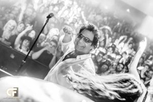 Iranian pop sensation ANDY performs for Los Angeles fans at Hollywood Palladium - photo courtesy of Andy Madadian Entertainment